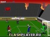 Игра Смертельное пенальти (Зомби-футбол) - играть бесплатно онлайн