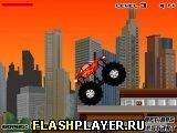 Игра Монстр трак разрушитель - играть бесплатно онлайн