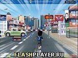 Игра Сумасшедший забег - играть бесплатно онлайн