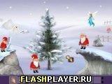 Игра Рождественские эльфы - играть бесплатно онлайн