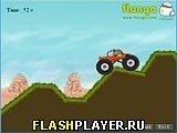 Игра Безумный джип - играть бесплатно онлайн