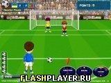 Игра Футбольный мяч - играть бесплатно онлайн