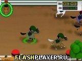 Игра Гоночный день - играть бесплатно онлайн