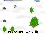Игра Лыжник 2 - играть бесплатно онлайн