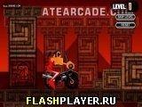 Игра Жуткий гонщик 2 - играть бесплатно онлайн