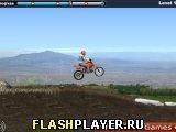 Игра Пружинистый байк - играть бесплатно онлайн
