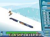 Игра Микки Маус и Экстремальный Сноубординг - играть бесплатно онлайн