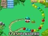 Игра Яблоко Белоснежки - играть бесплатно онлайн
