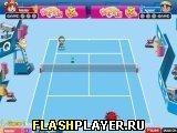 Игра Теннисный мастер - играть бесплатно онлайн