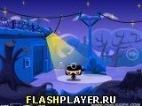 Игра Ниндзя Пи-Ро и Голубой Бриллиант - играть бесплатно онлайн