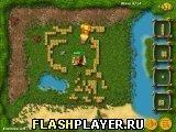 Игра Защитный замок - играть бесплатно онлайн