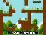 Игра Прыгающий Марио - играть бесплатно онлайн