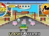 Игра Микки Маус - Машина с норовом - играть бесплатно онлайн