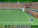 Игра Чемпионат по угловым ударам - играть бесплатно онлайн