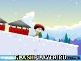 Игра Склон для сноуборда - играть бесплатно онлайн