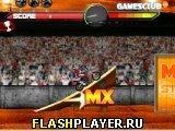 Игра Трюковой байк MX - играть бесплатно онлайн