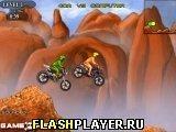 Игра Мотобайк Мания - играть бесплатно онлайн