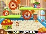 Игра Мой прелестный хомяк - играть бесплатно онлайн