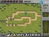 Игра Защита Острова Пасхи  - играть бесплатно онлайн