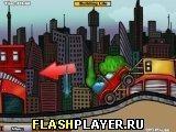 Игра Пожарная машина 2 - играть бесплатно онлайн