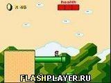 Игра Новый мир Супер Марио - играть бесплатно онлайн