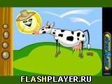 Игра Ну, корова, погоди! - играть бесплатно онлайн