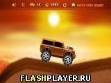 Игра На джипе к вершине - играть бесплатно онлайн