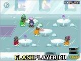 Игра Пингвиний обед 2 - играть бесплатно онлайн