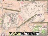 Игра Пузырьковая тюрьма: Рождественское безумие - играть бесплатно онлайн