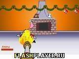 Игра Грохнуть Санту - играть бесплатно онлайн