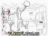 Игра Врежь своему боссу (Убить Шефа 1) - играть бесплатно онлайн