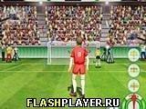 Игра Виртуальный футбольный турнир 2010 - играть бесплатно онлайн