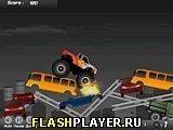Игра Джип разрушитель 2 - играть бесплатно онлайн