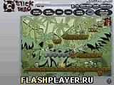 Игра Палочный герой - играть бесплатно онлайн