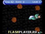 Игра Метеоритный дождь - играть бесплатно онлайн