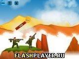 Игра Бой на базуках - играть бесплатно онлайн