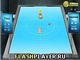 Игра Спанч Боб Квадратные Штаны – Хоккей - играть бесплатно онлайн