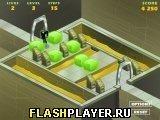 Игра Зелёный фонарь: Побег из космоса - играть бесплатно онлайн
