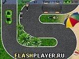 Игра Пляжная парковка - играть бесплатно онлайн