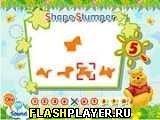 Игра Мозговой штурм Винни Пуха - играть бесплатно онлайн