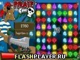 Игра Пиратские сокровища - играть бесплатно онлайн