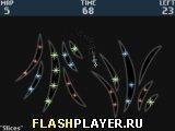 Игра Взрыв частиц - играть бесплатно онлайн