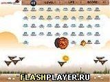 Игра Инопланетная атака - играть бесплатно онлайн