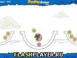 Игра Цветок-магнит - играть бесплатно онлайн