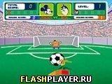 Игра Футбольная лихорадка Микки - играть бесплатно онлайн