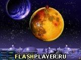 Игра Космический командир - играть бесплатно онлайн