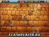 Игра Приключения в пирамиде - играть бесплатно онлайн