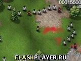 Игра Коробкоголовый: Война с зомби - играть бесплатно онлайн