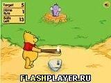 Игра Винни Пух: Хоум ран - играть бесплатно онлайн