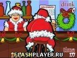 Игра Рождественская вечеринка - играть бесплатно онлайн